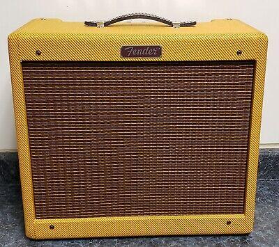 Fender Blues Junior 1x12 (15) Watt Tube Guitar Amplifier