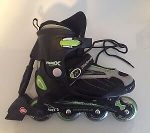 Used Once, Rollerblades Boys/Men's Sz. 4-7  $40.00