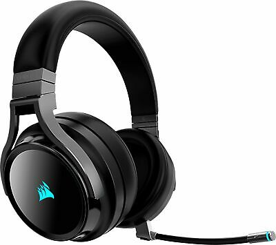 CORSAIR - VIRTUOSO RGB Wireless Stereo Gaming Headset - Carbon