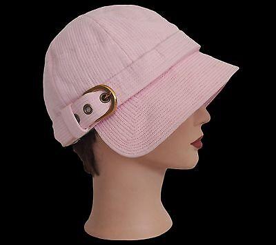 643218cf09a40 YVES SAINT LAURENT YSL Vintage Hat Pink 1960s