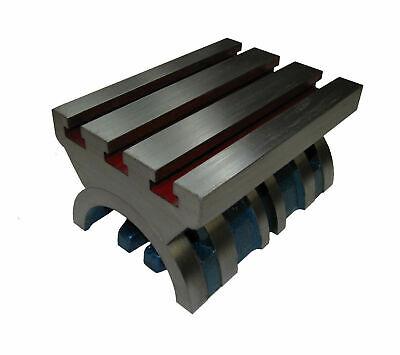 Adjustable 5 X 7 Tilting Angle Plate Milling Engineering Tools - New