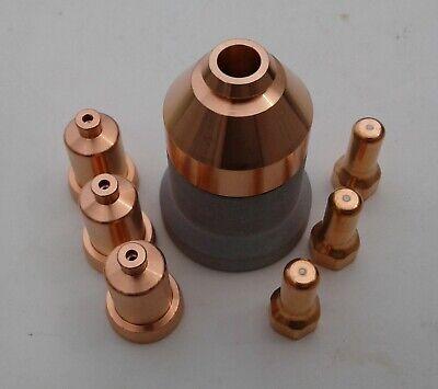 8pc Gouging Consumable Kit Fits Everlast Herocut Plasma Cutter Pt Ipt80 Torch