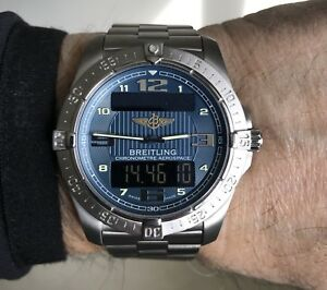Breitling Professional Aerospace Advantage Chronograph