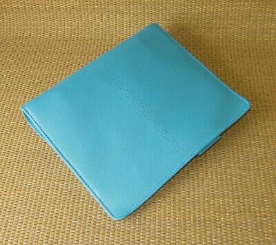 Classic Franklin Covey New Ocean Sim Leather Audrey 1.5 Ring Plannerbinder