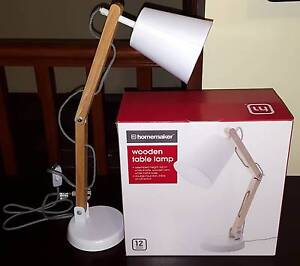 Homemaker Table Lamps - $15 each negotiable St Clair Penrith Area Preview