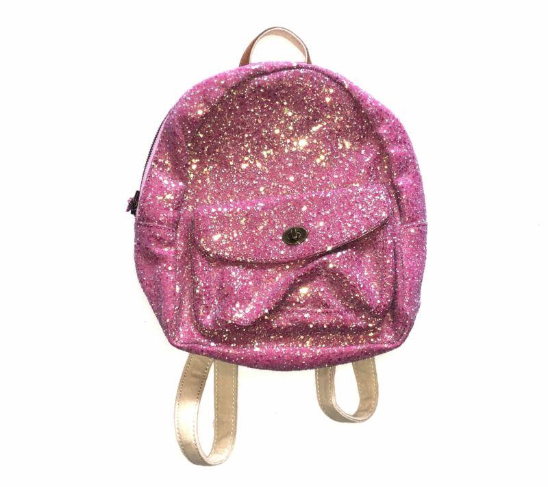 Crewcuts girls glitter mini backpack