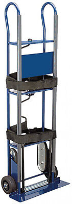 Hand Truck Appliance Dolly Straps Moving Utility Stair Wheel