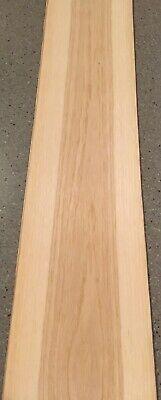 Hickory Wood Veneer 4 Sheets 42 X 9 10 Sq Ft