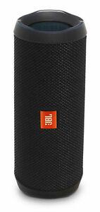 Jbl Flip 4 Portable Bluetooth Speaker   Black by Jbl