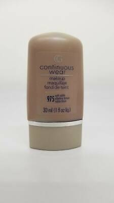 Covergirl Continuous Wear Makeup #975 SOFT SABLE NEW (Cover Girl Continuous Wear)
