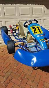 Kart chassis for Clubman/IAME class. Or swap for Junior kart West Pennant Hills The Hills District Preview