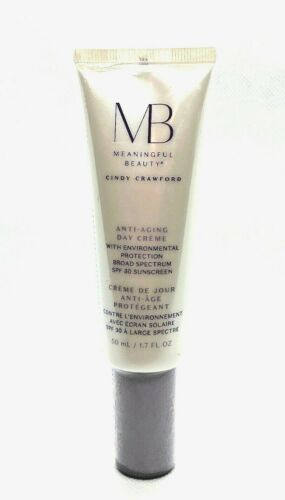 Meaningful Beauty Anti Aging Day Cream Environmental Protect Moisturizer 1.7 oz