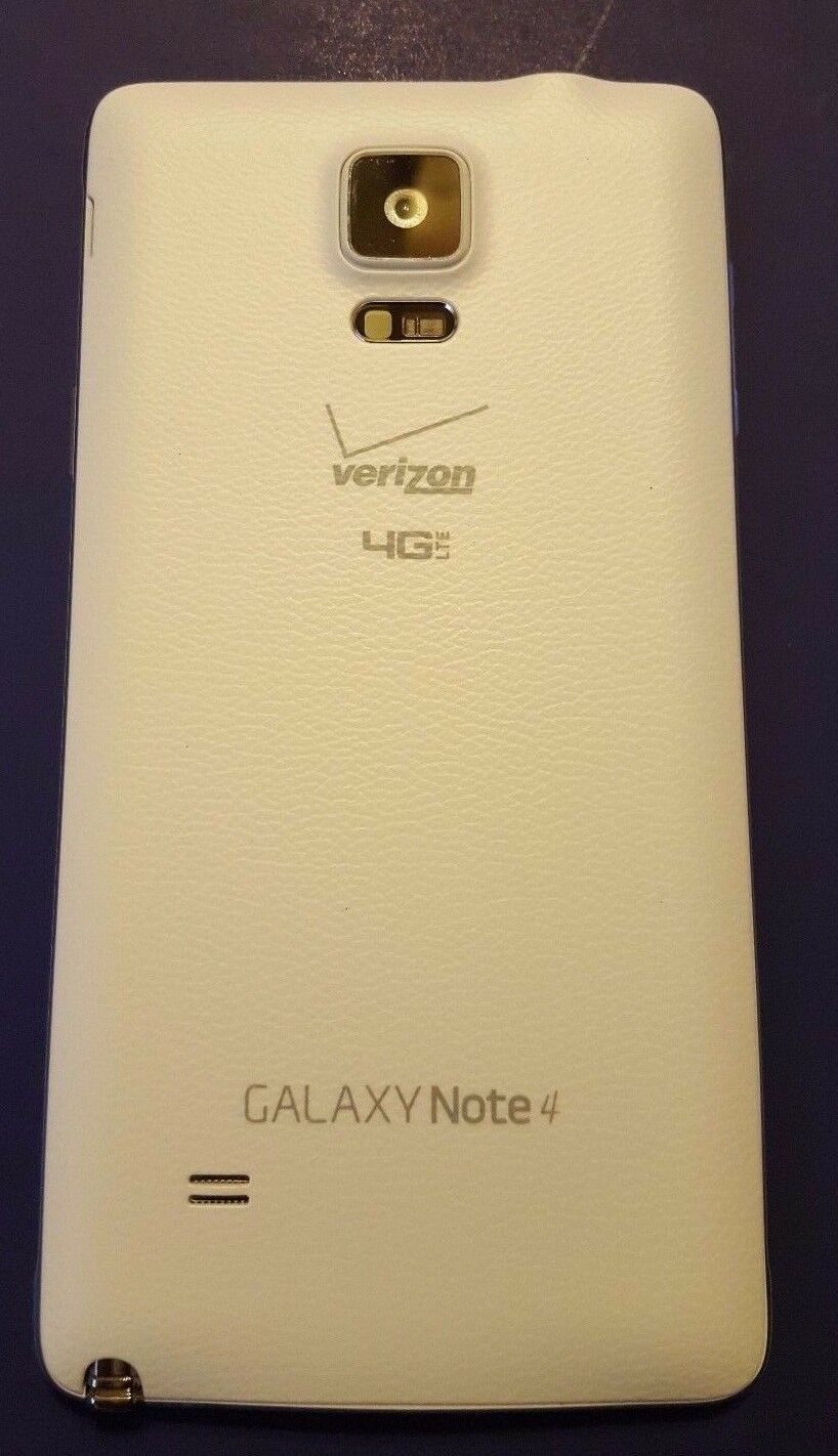 New  Samsung Galaxy Note 4 Nonworking Display Phone Dummy Fake Toy