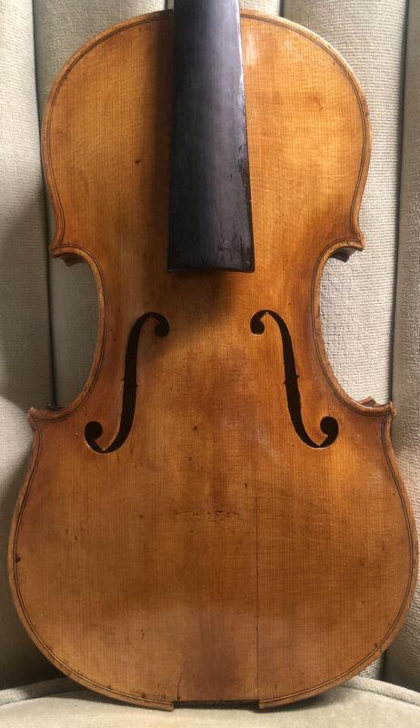 Antique European Violin