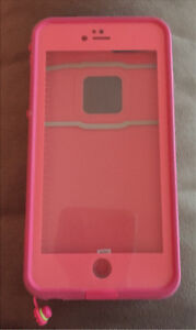 I-phone 6 plus life proof case