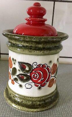 Schramberg Keramik TIROL Bonboniere