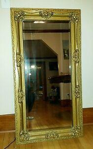 Large Antique Mirror Ebay