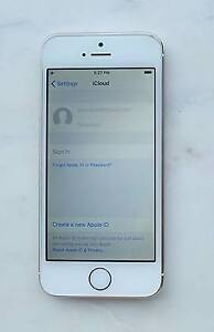 AS NEW! iPhone 5S 32gb Gold, iOS 10.2 (iCloud + Network Unlocked) Calamvale Brisbane South West Preview