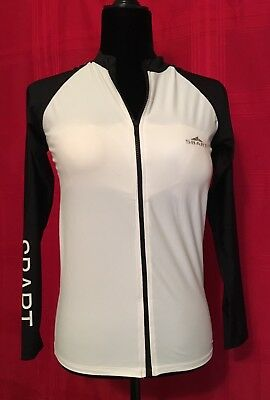 SBART Womens Rash Guard Long Sleeve Tops Diving Surfing Clothing New Style NWT