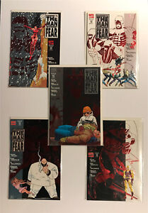 Daredevil - the Man Without Fear limited series 1-5