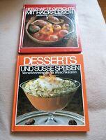 2 Kochbücher zu verkaufen Bayern - Kempten Vorschau