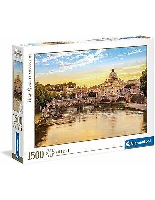 Clementoni Puzzle 1500 pièces Rome 31819 High Quality Collection