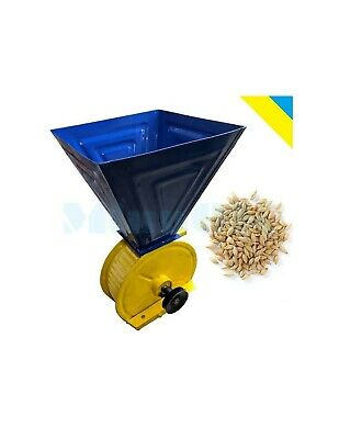 Feed Mill Grinder Grain Wheat Crusher Corn Oats Without Motor 150 Kghour