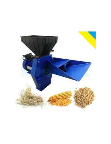 Feed Mill Grinder Corn Grain Oats Wheat Hay Straw Crusher 1700W 220/240V