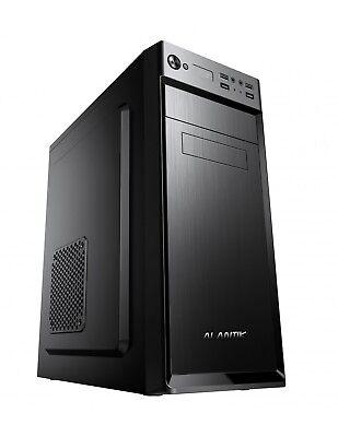 CASE MIDDLETOWER PER PC ALIMENTATORE 500W FAN 12CM USB 2.0 ALANTIK C10161 CORTEK