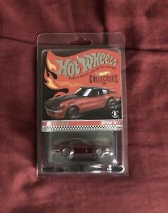 Hot Wheels Datsun 240Z RLC Exclusive