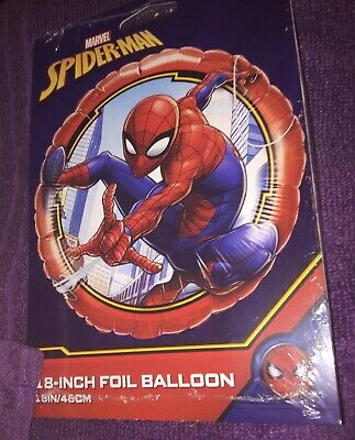 Marvel SPIDERMAN Foil Balloon 18