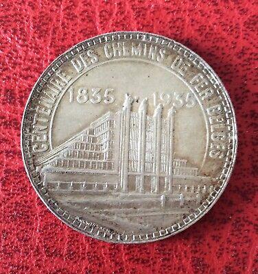 Belgique - Léopold III - Très Jolie 50  Francs 1935 Fr Pos.A - Exposition1935