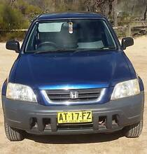 1997 Honda CRV SUV Melbourne CBD Melbourne City Preview