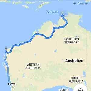 Travel mate down to Perth leave between 5-10th Oktober Darwin Airport Darwin City Preview