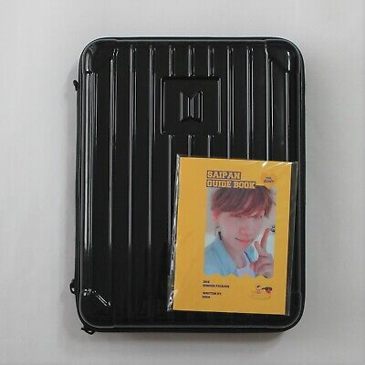 BTS Official 2018 Summer Package Vol.4 Suga Guide Book Full Set Free Expedited