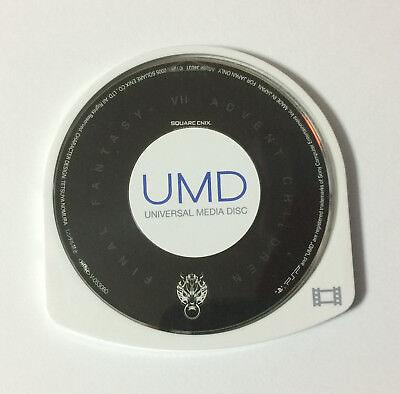 USED PSP Disc Only UMD Video Final Fantasy VII Advent Children JAPAN Japanese