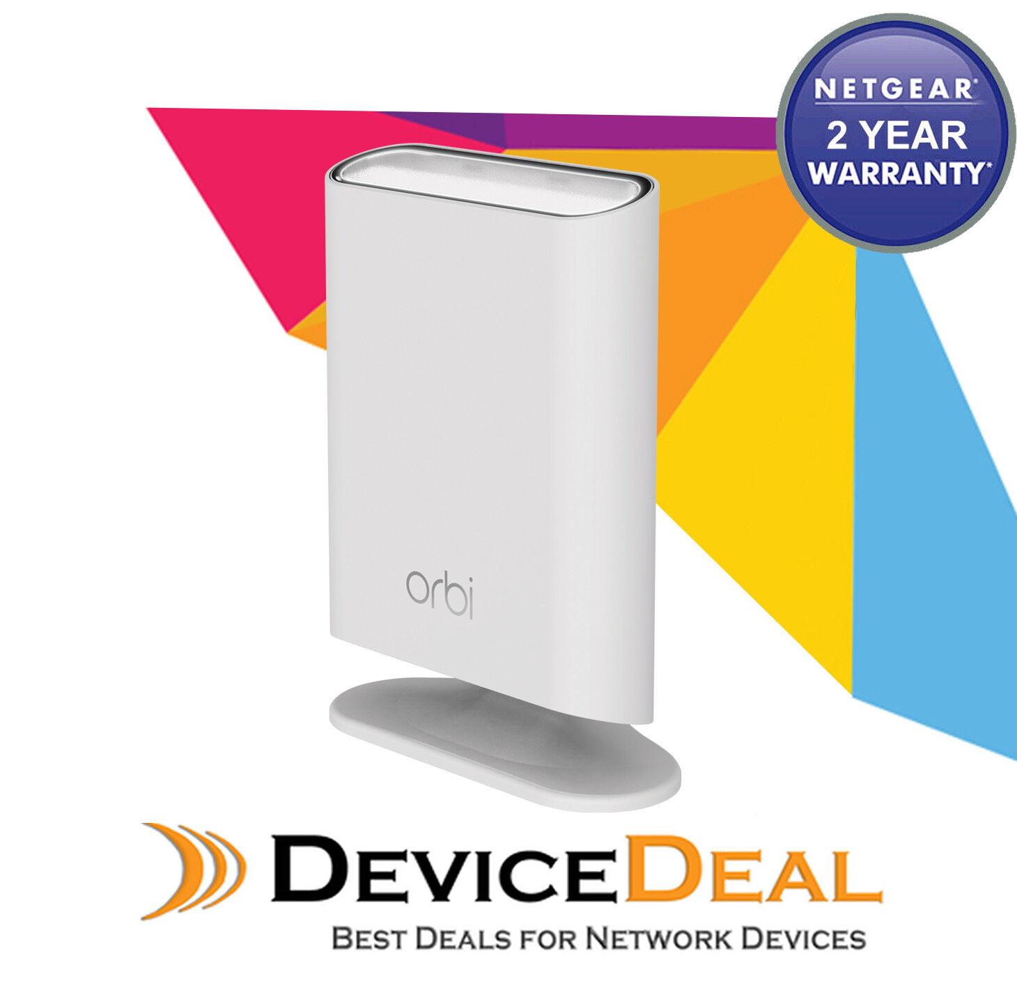 NETGEAR Orbi Outdoor AC3000 WiFi Mesh Extender & Add-on Sate