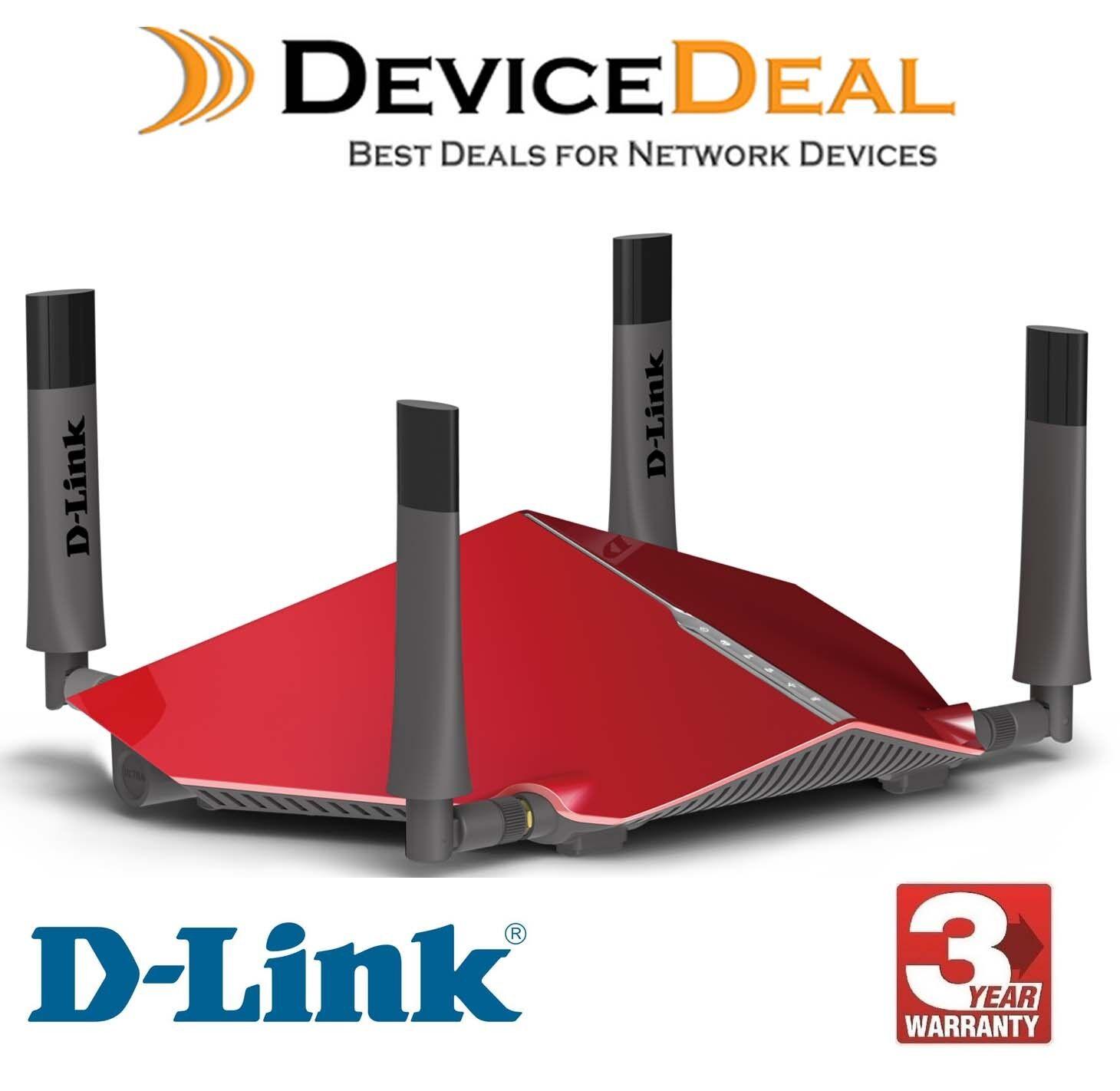 D-Link DIR-885L/R IEEE 802.11ac Ethernet Wireless Router - 2
