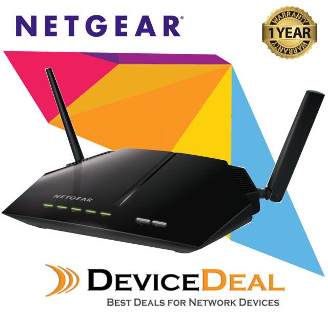 NETGEAR D6220 AC1200 WiFi Dual-Band VDSL / DSL Modem Router - NBN Ready