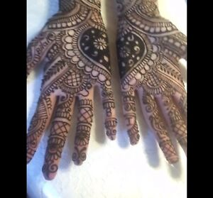 PROFESSIONAL BRIDAL HENNA ARTIST AVAILABLE ALL AROUND GTA