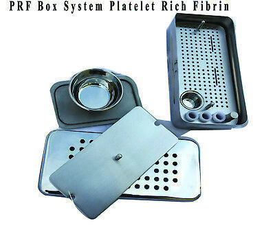 Prf Box System Platelet Rich Fibrin Dental Surgery Implantology Set