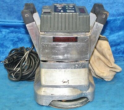 Hiretech Ht7-2 Disc Floor Sander 7 Sanding Disc 1.5 Hp 4 Pole Motor 13000 Rpm