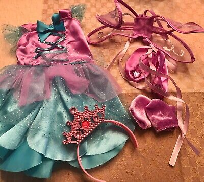 "Fairy Outfits For Girls ( For American Girl and 18"" Doll: FAIRY BALLERINA)"