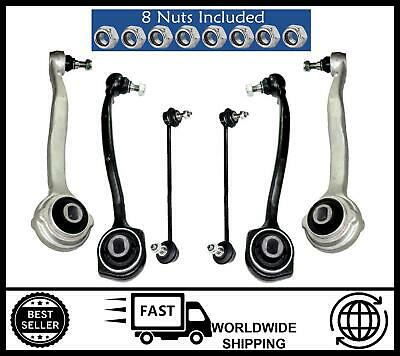 FOR Mercedes-Benz SLK Front Upper & Lower Suspension Wishbone Arms & Links KIT