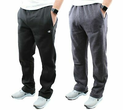 Champion Fleece Sweatpants Men's Athletic Training Pants Active Activewear Champion Fleece Pants
