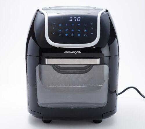 PowerXL Air Fryer 1700W 10-qt Vortex Air Fryer Pro Oven w/ Presets & Accessories