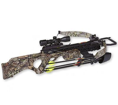 Excalibur Matrix Grizzly Dead-Zone Recurve Crossbow Package
