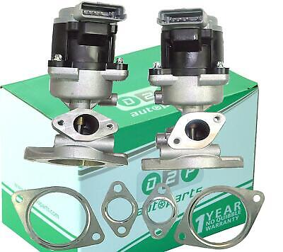EGR VALVE FOR LAND ROVER DISCOVERY 3 & 4 RANGE ROVER SPORTS 2.7TD LEFT & RIGHT