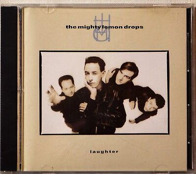 CD The Mighty Lemon Drops Laughter Into the Heart of Love Where Do CLEAN -