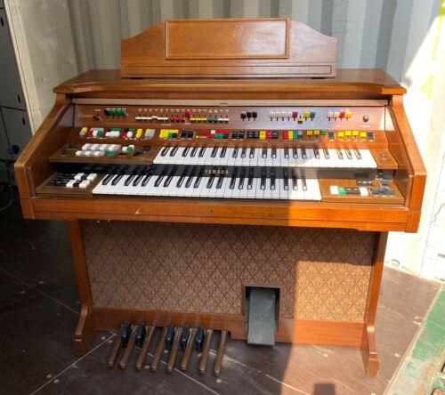 Yamaha Election D-65 Electric Organ